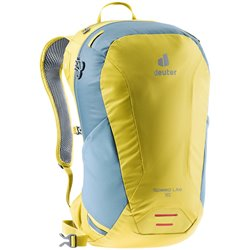 Рюкзак Deuter 2020-21 Speed Lite 16 Greencurry/Slateblue