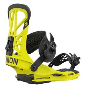Сноуборд крепления UNION 2020-21 Flite Pro Hazard Yellow
