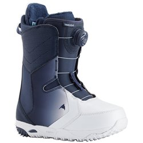 Ботинки для сноуборда BURTON 2020-21 Limelight Boa Blue/White fade