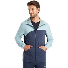 Куртка беговая Saucony 2020-21 Drizzle Jacket Arona/Mood Indigo