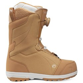 Ботинки для сноуборда NIDECKER Onyx Beige / Бежевый