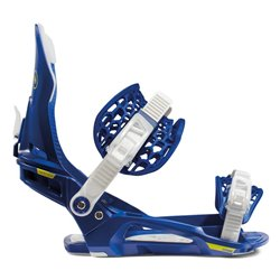 Сноуборд крепления NIDECKER 2020-21 Prime Blue/White