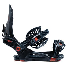 Сноуборд крепления NIDECKER 2020-21 Kaon X Petrol/Red