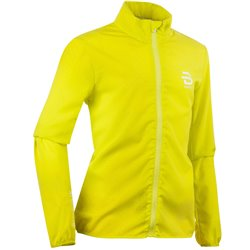 Куртка беговая Bjorn Daehlie 2020 Jacket Intense Jr Yellow