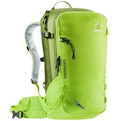 Рюкзак Deuter 2020-21 Freerider 30 Citrus/Moss