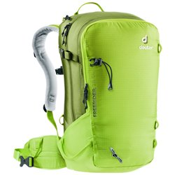Рюкзак Deuter 2020-21 Freerider 28 SL Citrus/Moss