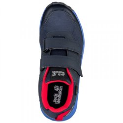 Полуботинки Jack Wolfskin MTN ATTACK 5 TEXAPORE LOW W