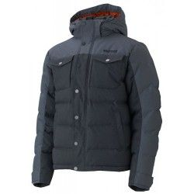 Пуховик MARMOT Fordham Jacket steel MRT73870.1515