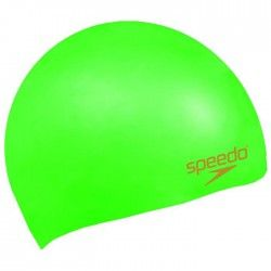 SPEEDO Plain Moulded Silicone Cap шапочка для плав.