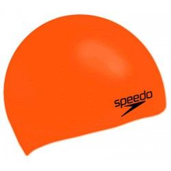 Шапочка Speedo Plain Moulded Silicone