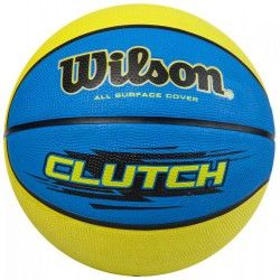 Мяч баскетбольный Wilson CLUTCH BBALL BL/LI