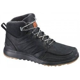 Ботинки Salomon UTILITY BLACK/BLACK/GUM1A FW14-15