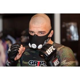 Ботинки с/б Burton BU IMPERIAL'17 black/red