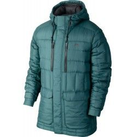 Куртка NIKE FIELD PARKA-550 HOODED BL