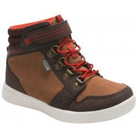 Ботинки Merrell ML-Boys Freewheel Mid WTRPF Kid's Boots