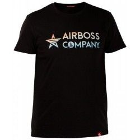 Футболка Airboss Mars Logo Tee