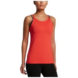 Майка Nike W NK DRY TANK SEASONAL STRAPPY