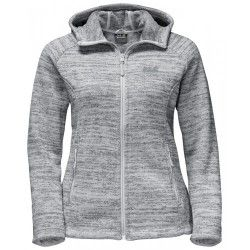 Флис Jack Wolfskin AQUILA HOODED JACKET WOMEN
