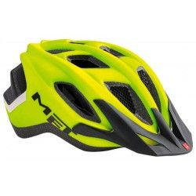 Шлем MET FUNANDGO M/L MATT SAFETY YELLOW/BLACK