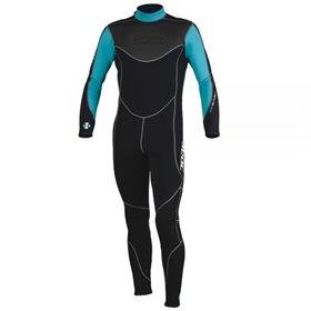 Перчатки женские HARBINGER Power StretchBack-Black размер S черный