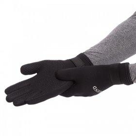 Перчатки NIKE WMNS SWIFT RUNNING GLOVES S BLACKWOLF GREY