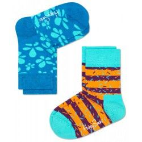 Носки Happy Socks 2-Pack Flower Socks