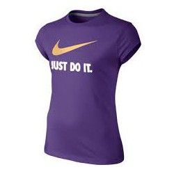 Футболка JUST DO IT SWOOSH TEE YTH
