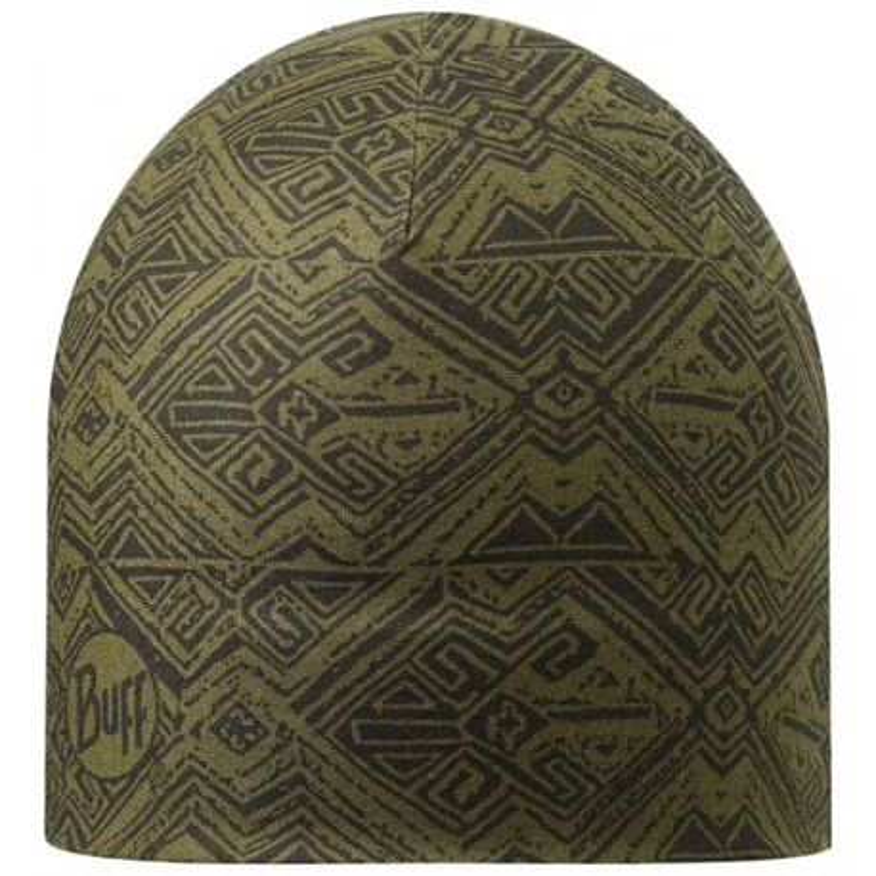 Шапка BUFF Microfiber & Polar Hat flat inxala beech