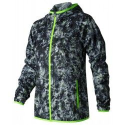 Ветровка New Balance Windcheater Print