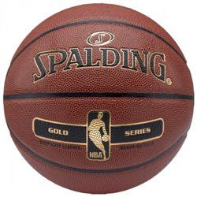 Мяч баскетбольный Spalding NBA Gold