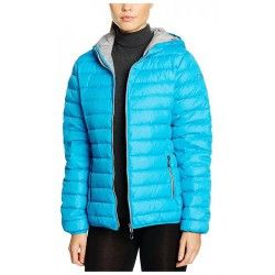Пуховик CMP WOMAN JACKET FIX HOOD