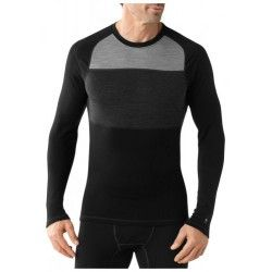 Термобелье (верх) SMARTWOOL Men's NTS Mid 250 Color Block Crew