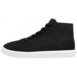Кеды Native Shoes Monaco Mid Jiffy Black/Shell White