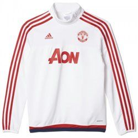 Джемпер Манчестер Юнайтед Adidas MUFC TRG TOP Y