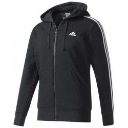 Джемпер Adidas ESSENTIALS 3-STRIPES FLEECE HOODIE