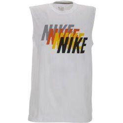 Майка NIKE 90S STACK SLEEVELESS