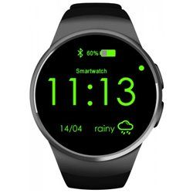 Часы SmartYou S1 Black/Black