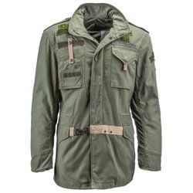 Куртка Alpha 50TH ANNIVERSARY M-65