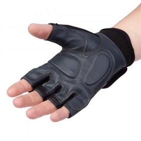 Перчатки\шарф Nike SPORT FLEECE TECH GLOVES & SCARF SET L BLACK/LIGHT ASH