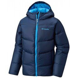 Пуховик Columbia Space Heater II Boy's Down Jacket